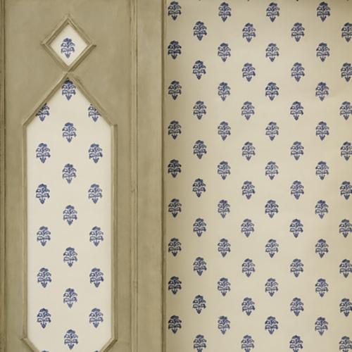Tapeten und Wandbespannung