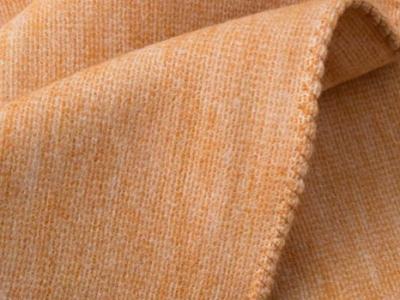 C&C-Milano-100%-silk-Linus-throw-color-orange